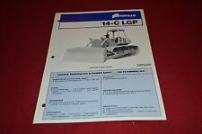 Fiat Allis Chalmers 14-C LGP Crawler Tractor Dealer's Brochure DCPA2