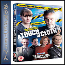 A TOUCH OF CLOTH - COMPLETE SERIES 2  **BRAND NEW DVD**