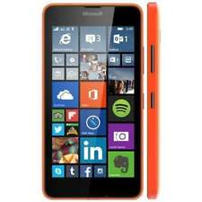 Microsoft  Lumia  640 -  8GB -  Orange    (Unlocked)   Smartphone