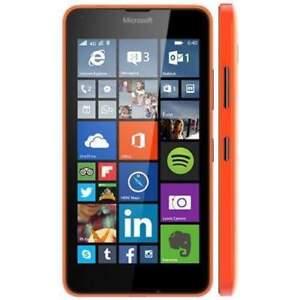 Microsoft  Lumia  640 -  8GB -  Orange    (Unlocked)   Smartphone