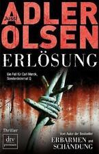 Erlösung / Carl Mørck Sonderdezernat Q Bd.3 von Jussi Adler-Olsen (2011, Taschen