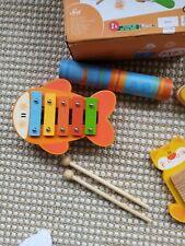 Sevi 1831 Kids wooden musical instruments set