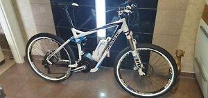Haibike e-bike fully xduro eq