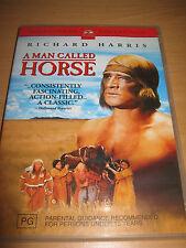 Secondhand A man Called Horse Richard Harris DVD  very good #D