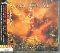 FIRST SIGNAL-UNTITLED-JAPAN CD F83
