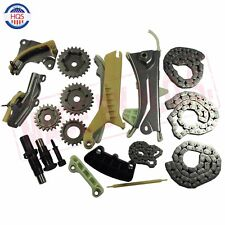 Timing Chain Kit w/ Gears For 97-09 Ford Explorer Mazda Mercury 4.0L SOHC V6 NEW