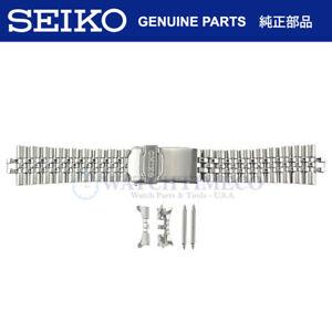 Seiko Watch Band 20mm SKX013 SKX015 SK031 SKX033 7S26-0030 Jubilee Bracelet
