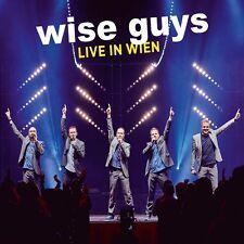 WISE GUYS - LIVE IN WIEN (DELUXE EDT.)  2 CD+DVD NEU