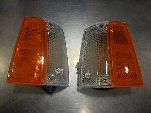 New Genuine OEM Mazda B2000, B2200, B2600 Front Combination Lamps Set