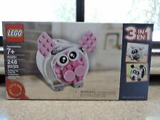 Lego (Three in One) Piggy Bank (40251) 248 Pieces Limited Edition