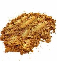 Gold Mica Powder NonToxic.Gold Luster Pearl Pigment Cosmetic Grade 10gram/0.35oz