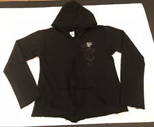 Pittsburgh penguins girls hooded sweatshirt by soft as a grape large black