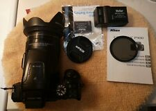 Nikon Coolpix P900 Digital Camera with Accessories