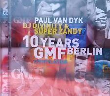"""Paul van Dyk, DJ Divinity & Super Zandy """"10 Years GMF Berlin Comp."""" * Vandit 056"""