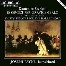 Scarlatti D.: 30 Harpsichord Essercizi (Sonatas), New Music