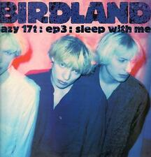 "Birdland(12"" Vinyl P/S)Sleep With Me-Lazy-LAZY 17T-UK-1990-VG+/NM"