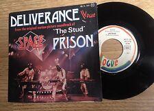 45 tours BOF The Stud Deliverance Space Prison 1977