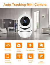 New Version 1080P HD IP Camera Wi-Fi IR Night Smart Home Wireless Security Baby