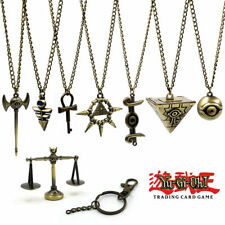 Game Yu-Gi-Oh! Oblivion Keyblade Black Metal Pendant Necklace Cosplay Necklace