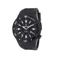 POSEIDON Armbanduhr L, Analog, Quarz, Silikon, 15Bar, Saphirglas UP00511