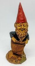 Tom Clark Gnome Dem 9/21/87 Cairn Studio # 65 Certificate Of Authenticity Mint