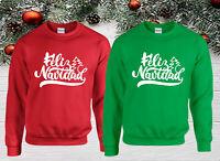 Feliz Navidad  Jos? Feliciano Jumper,  Funny Santa Xmas Day Kids & Adults Top