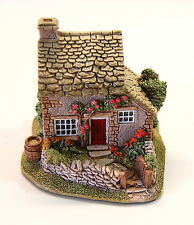 Lilliput Lane Curlew Cottage Collectors Club 1993 Original Box Rare Find