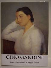 GINO GANDINI. DIPINTI,DISEGNI, INCISIONI. 1929-1990.