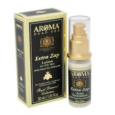 Extra Zap Lotion For Oily Skin with Dead Sea Minerals Aroma Dead Sea 1fl.oz/30ml