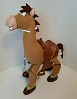 "Toy Story Horse Bullseye Talking Interactive Plush 16"" Hard Hooves ""Not Working"""