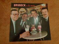 Brubeck Featuring Bill Smith – Brubeck A La Mode lp