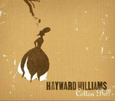 HAYWARD WILLIAMS - COTTON BELL   CD NEU