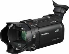 Panasonic HC-VXF990 4K Video Camera Camcorder LEICA Lens, New with damaged box