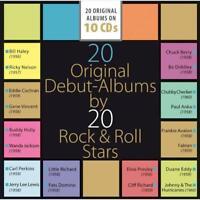 Varios - 20 Original Debut Álbumes Por 20 Nuevo CD