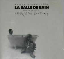 CD Charlelie COUTURE - La salle de bain -Bande Originale du Film 14 titres RARE!