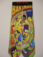 bartman comic book cover BUY 3 GET 4TH FREE Streetwear novelty footwear