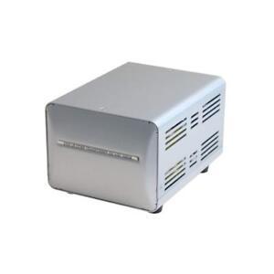 Kashimura Voltage Converter 100V 220-240V 1500VA Step up Down Transformer NTI-20