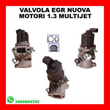 VALVOLA EGR NUOVA LANCIA YPSILON 1.3 JTD 51KW DA 2003 MOT 188A9000 55201144