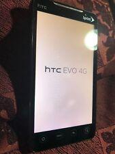 HTC EVO 4G - 16GB - Black (Sprint) Smartphone
