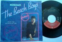 """The Beach Boys / Kokomo / Little Richard / Tutti Frutti 7"""" Single Vinyl 1988"""