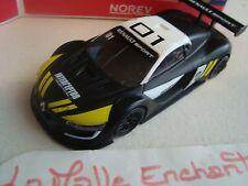 RENAULT SPORT RS01 INTERCEPTOR NERO OPACO 1/43 2015 NOREV JET CAR