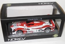 1/18 Norev Porsche RS Spyder Le Mans Series Team Horag #27 Theys/Lammers