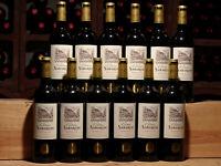 Großes Bordeaux Weinpaket, Unser 18 besten Bordeaux aus 2018, Höchstprämiert !