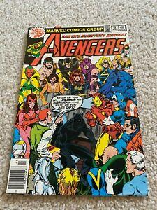 Avengers  181  VF/NM  9.0  High Grade  Iron Man  Captain America  Thor  Vision