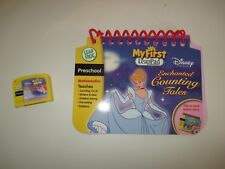 LeapFrog My First LeapPad Flip Book - Disney Princess Enchanted Counting Tales