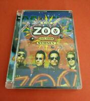 U2 - ZOO LIVE FROM DISNEY - CONCERT - DVD - FILME LE 27 NOVEMBRE 1993
