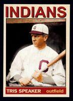 Tris Speaker Cleveland Indians Monarch Corona Private Stock #11 NM+ cond.