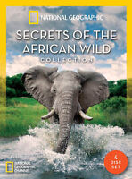 Secrets Of The African Wild Collection (Nation New DVD