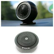 Focal Expert, Alu pods black  for Tweeters TNF, Focal PS165FX,  Focal PS165F3