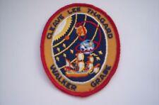Aufnäher zur STS Mission 30  Raumfähre Atlantis ca  9 x7,5 cm
